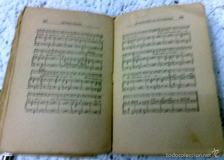 Libros antiguos: AÑO 1917, LA ALCALDESA DE HONTANARES, POR JOSE RINCÓN LAZCANO Y EDUARDO MONTESINOS - Foto 7 - 28612943