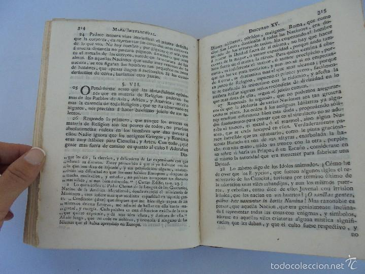 Libros antiguos: TEATRO CRITICO UNIVERSAL. TOMO SEGUNDO. 1777. BENITO GERONIMO FEYJOO Y MONTENEGRO. JOACHIN IBARRA ED - Foto 19 - 57479025