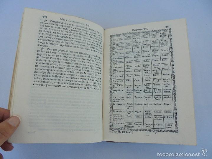 Libros antiguos: TEATRO CRITICO UNIVERSAL. TOMO SEGUNDO. 1777. BENITO GERONIMO FEYJOO Y MONTENEGRO. JOACHIN IBARRA ED - Foto 20 - 57479025
