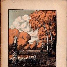 Libros antiguos: PUIG I FERRETER : DESAMOR (ARTÍS, 1912) EN CATALÁN. Lote 58626081
