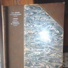 Libros antiguos: L'ÉNIGME - THÉROIGNE DE MÉRICOURT. PAUL HERVIEU ÉDITION ILLUSTRÉE FAYARD PARIS 1912 BON ESTAT VFOTOS. Lote 59624039