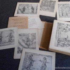 Libros antiguos: COMÉDIES DE TÉRENCE. TERENCIO TEATRO. 151 DIBUJOS, GRABADOS EN LÁMINAS AÑO 1907 EN CAJA CARTÓN TELA. Lote 59726931