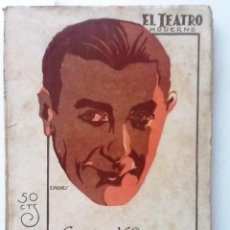 Libros antiguos: BOLIVAR. 1929 FRANCISCO VILLAESPESA EL TEATRO MODERNO. Lote 61073115
