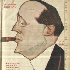 Libros antiguos: LA NOVELA TEATRAL. MADRID. 1921. 17 OBRAS DE TEATRO. VER TÍTULOS EN FOTO ADICIONAL. Lote 63284840