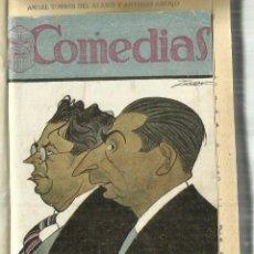 Libros antiguos: COMEDIAS. MADRID. 1926. 10 OBRAS. VER TÍTULOS EN FOTO ADICIONAL. Lote 63285156