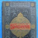 Libros antiguos: DRAMAS DE G. SHAKESPEARE. HAMLET. EL REY LEAR, CIMBELINA. ARTE Y LETRAS, CASA EDITORIAL MAUCCI, S/F.. Lote 63300300