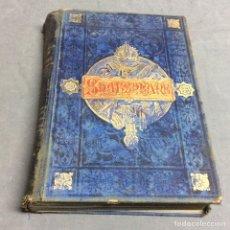 Libros antiguos: DRAMAS DE GUILLERMO SHAKSPEARE' -EDICION DE 1909. Lote 64718623