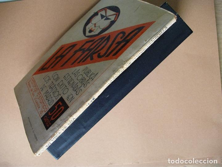 Libros antiguos: REVISTA SEMANA DE TEATRO LA FARSA-MI VIDA ES MIA - 8 - 2 - 1936 - Nº 438 - EDITORIAL ESTAMPA - Foto 5 - 67261277