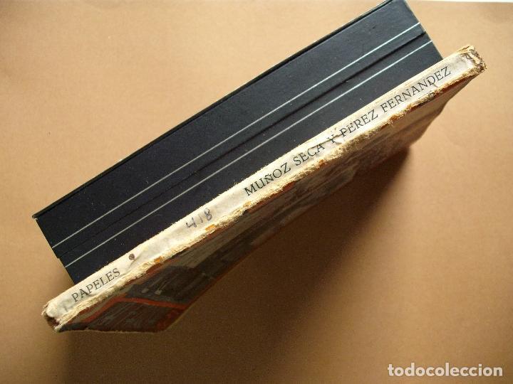 Libros antiguos: REVISTA SEMANAL DE TEATRO LA FARSA-PAPELES. 21- 9 -1935, Nº 418 - EDITORIAL ESTAMPA - Foto 4 - 67312305