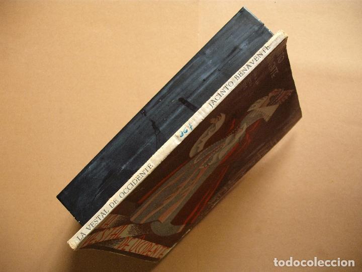Libros antiguos: REVISTA SEMANA DE TEATRO - LA FARSA- LA VESTAL DE OCCIDENTE- 22-9- 1934 - Nº 367 - EDITORIAL ESTAMPA - Foto 5 - 67576817