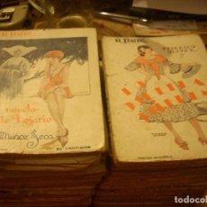 Libros antiguos: LOTE DE 42 EJEMPLARES DE EL TEATRO MODERNO, DÉCADAS DE LOS AÑOS 20 Y 30. Lote 70689657