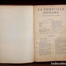 Libros antiguos: 8289 - 6 OBRAS DE TEATRO EN UN TOMO.(VER DESCRIP). VV. AA. ESPAÑA. S/F.. Lote 72569459