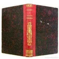 Libros antiguos: 1841 - LA CELESTINA - TRADICOMEDIA DE CALIXTO Y MELIBEA - ANTIGUA EDICIÓN FRANCESA - SIGLO XIX. Lote 79841275
