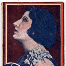 Libros antiguos: CASTELLÓN, JOSÉ. MONTE DE ABROJOS. 1931.. Lote 72852299