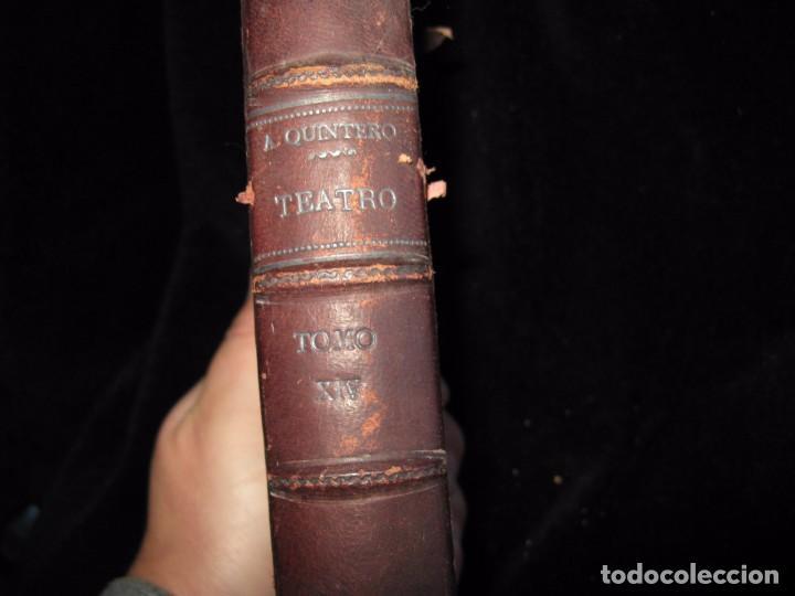 Libros antiguos: TEATRO COMPLETO. TOMO XIV. COMEDIAS Y DRAMAS. ALVAREZ QUINTERO, S. Y J. A-QUINTERO - Foto 2 - 73516355