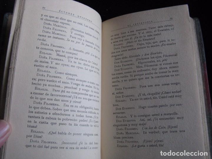 Libros antiguos: TEATRO COMPLETO. TOMO XIV. COMEDIAS Y DRAMAS. ALVAREZ QUINTERO, S. Y J. A-QUINTERO - Foto 5 - 73516355