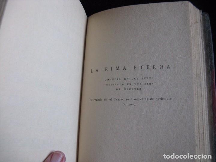 Libros antiguos: TEATRO COMPLETO. TOMO XIV. COMEDIAS Y DRAMAS. ALVAREZ QUINTERO, S. Y J. A-QUINTERO - Foto 7 - 73516355