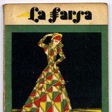 Libros antiguos: LÓPEZ DE HARO, RAFAEL. ELLA Ó EL DIABLO. 1930.. Lote 74674223