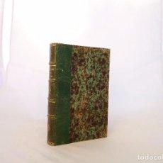 Libros antiguos: LIBRO ANTIGUO THEATRE COMPLET DE EMILE AUGIER AÑO 1882. Lote 75234915