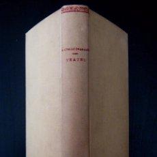Libros antiguos: 1928 - TEATRO - ALVARO CUBILLO DE ARAGÓN: LAS MUÑECAS DE MARCELA. EL SEÑOR DE NOCHES BUENAS. Lote 78377981