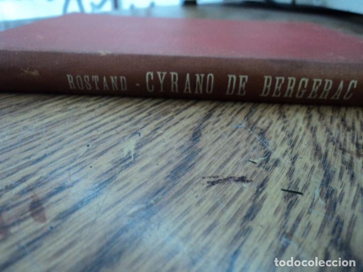 Libros antiguos: Cyrano de Bergerac (versión castellana) - Autor: Edmundo Rostand - Edita: Farré y Asensio - 1928 - Foto 4 - 79290253