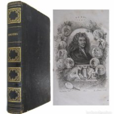 Libros antiguos: 1825 - MOLIÈRE: OBRAS COMPLETAS EN FRANCÉS! -TEATRO DEL SIGLO XVII - COMEDIAS - LIBRO ANTIGUO. Lote 81851804