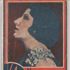 Libros antiguos: LA FARSA. Nº 180. MONTE DE ABROJOS. JOSÉ CASTELLÓN. MADRID, 21 FEBRERO 1931. (TRO/10). Lote 84317028