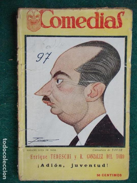 COMEDIAS Nº 97 1.925 (Libros antiguos (hasta 1936), raros y curiosos - Literatura - Teatro)