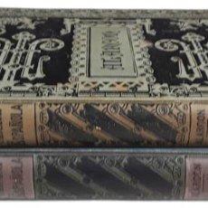 Libros antiguos: COMEDIAS ESCOGIDAS. JUAN RUIZ DE ALARCÓN. II TOMOS. BIBLI. C. ESPAÑOLA.1886/1887. Lote 85743852