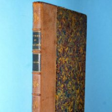 Libros antiguos: OEUVRES DE J. RACINE. ALBUM.. Lote 86412468