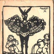 Libros antiguos: FLERS Y CAILLAVET : L' ASE D' EN BURIDAN (BAXARIAS, 1910) TEATRE CATALÀ. Lote 90073844