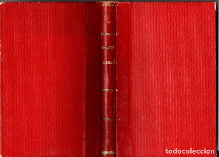 COLECCIÓ DE MONOLECHS - EN CATALÁN - 22 MONÓLOGOS COMPLETOS - VER LISTADO (Libros antiguos (hasta 1936), raros y curiosos - Literatura - Teatro)