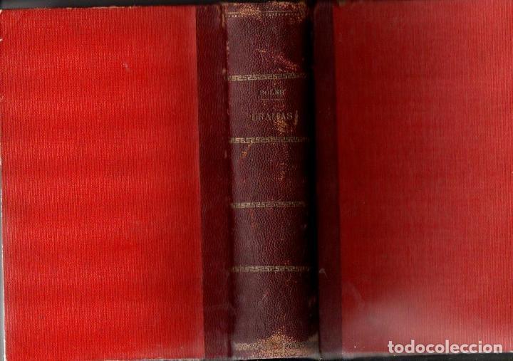 FREDERICH SOLER PITARRA - EN CATALÁN - LOS SEGADORS Y OTROS 9 DRAMAS COMPLETOS - VER LISTADO (Libros antiguos (hasta 1936), raros y curiosos - Literatura - Teatro)