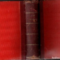 Alte Bücher - FREDERICH SOLER PITARRA - EN CATALÁN - LOS SEGADORS Y otros 9 DRAMAS COMPLETOS - VER LISTADO - 90166400