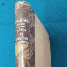 Libros antiguos: GOETZ DE BERLICHINGEN GOETHE. TRADUCCION MANUEL REVENTOS. TAPA DURA. Lote 205380903
