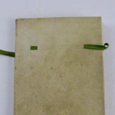 Libros antiguos: L- 677. LA PINYA D' OR. FRANCESCH PELAY BRIZ. 1878. EN CATALÀ. PERGAMÍ.. Lote 90979330