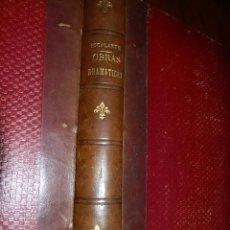 Libros antiguos: ESCALANTE,OBRAS DRAMATICAS,TEATRO, VALENCIANO, TOMO I, 1922,642PP 18 OBRAS,CARTON-LOMO PIEL. Lote 92311990