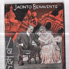 Libros antiguos: MEMORIAS DE UN MADRILEÑO. JACINTO BENAVENTE. LA FARSA. AÑO IX. 1935. Nº386. 79PGS. . Lote 93324735