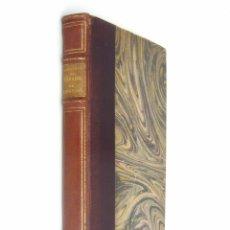 Libros antiguos: 1926 - EDMOND ROSTAND: CYRANO DE BERGERAC - TEATRO FRANCÉS - LITERATURA - ENCUADERNACIÓN. Lote 93558295