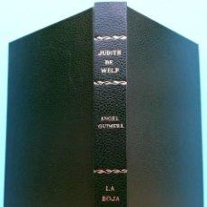 Libros antiguos: 2 LIBRO CON FIRMA-AUTOGRAFO DEL ESCRITOR ANGEL GUIMERA,AUTOR MAR I CEL,LITERATURA CATALANA,TEATRO. Lote 94522810