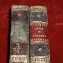 Libros antiguos: LIBRO OBRAS DE MORATIN 1844 DOS TOMOS. Lote 95943055