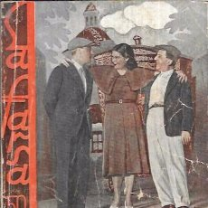 Libros antiguos: ROMANCE DE FIERAS. COMEDIA EN TRES ACTOS Y EN PROSA. MANUEL LINARES RIVAS. 1933. Lote 98530443
