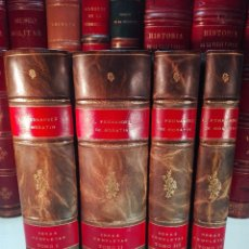 Libros antiguos: ORÍGENES DEL TEATRO ESPAÑOL - 4 TOMOS - LEANDRO FERNANDEZ DE MORATÍN - AGUADO - MADRID - 1830 -. Lote 100483931