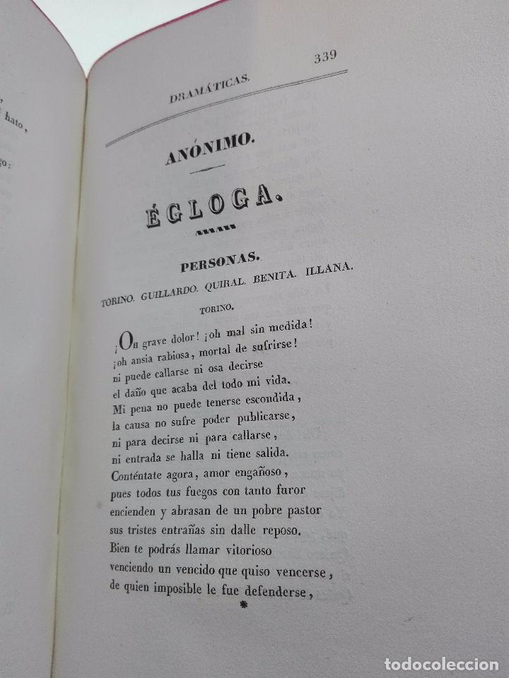 Libros antiguos: ORÍGENES DEL TEATRO ESPAÑOL - 4 TOMOS - LEANDRO FERNANDEZ DE MORATÍN - AGUADO - MADRID - 1830 - - Foto 9 - 100483931