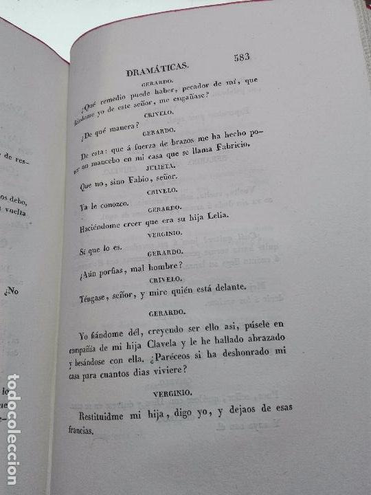 Libros antiguos: ORÍGENES DEL TEATRO ESPAÑOL - 4 TOMOS - LEANDRO FERNANDEZ DE MORATÍN - AGUADO - MADRID - 1830 - - Foto 10 - 100483931