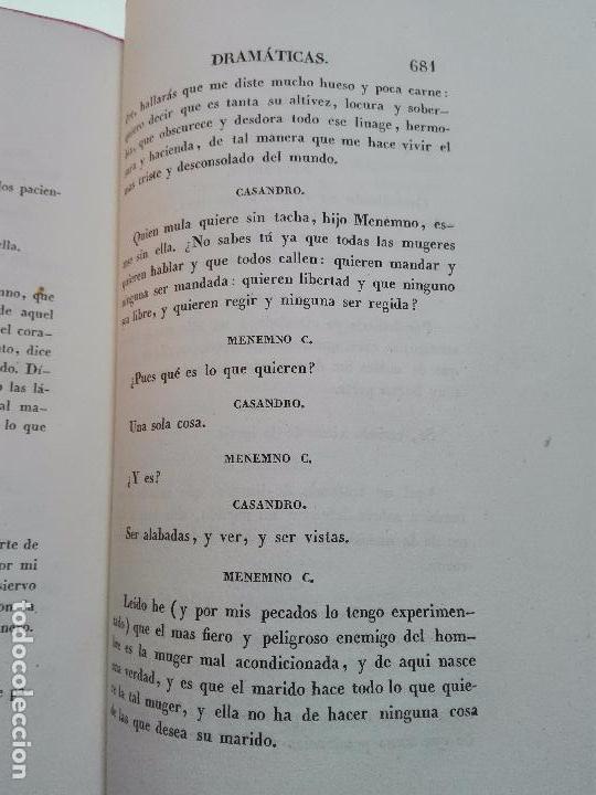 Libros antiguos: ORÍGENES DEL TEATRO ESPAÑOL - 4 TOMOS - LEANDRO FERNANDEZ DE MORATÍN - AGUADO - MADRID - 1830 - - Foto 11 - 100483931