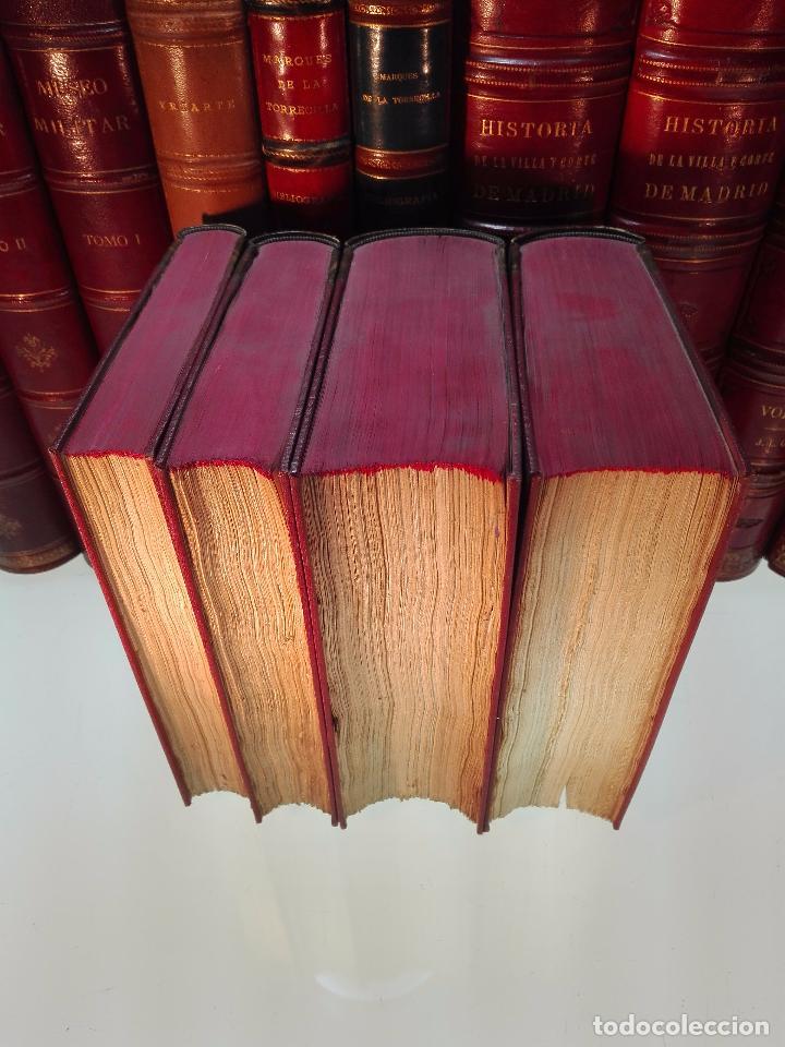 Libros antiguos: ORÍGENES DEL TEATRO ESPAÑOL - 4 TOMOS - LEANDRO FERNANDEZ DE MORATÍN - AGUADO - MADRID - 1830 - - Foto 12 - 100483931