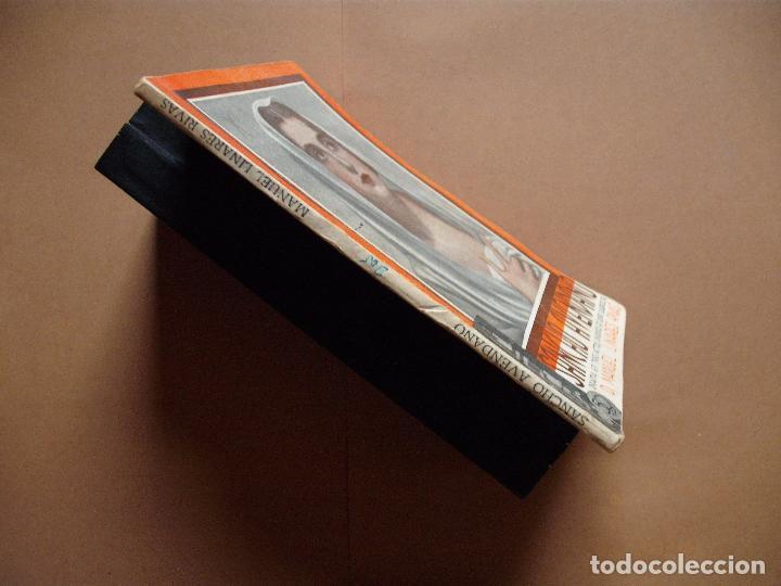 Libros antiguos: LA FARSA.SANCHO AVENDAÑO. Nº 305 .MANUEL LINARES RIVAS . AÑO 1933 - Foto 4 - 101185951