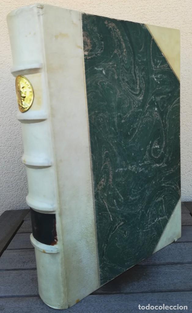 Libros antiguos: LIBRO EL GRAN TEATRO DEL LICEO DE BARCELONA 1837-1930,MEDALLA EMPERADOR NAPOLEON BONAPARTE,PERGAMINO - Foto 2 - 101207151