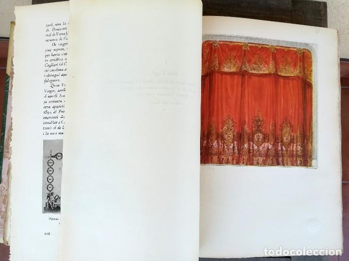Libros antiguos: LIBRO EL GRAN TEATRO DEL LICEO DE BARCELONA 1837-1930,MEDALLA EMPERADOR NAPOLEON BONAPARTE,PERGAMINO - Foto 13 - 101207151